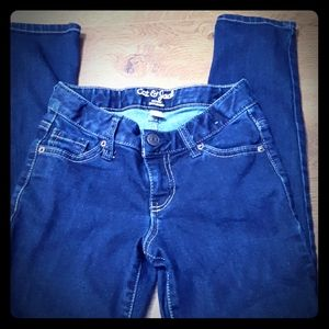 Cat & Jack Girls Dark Eask Skinny Jean